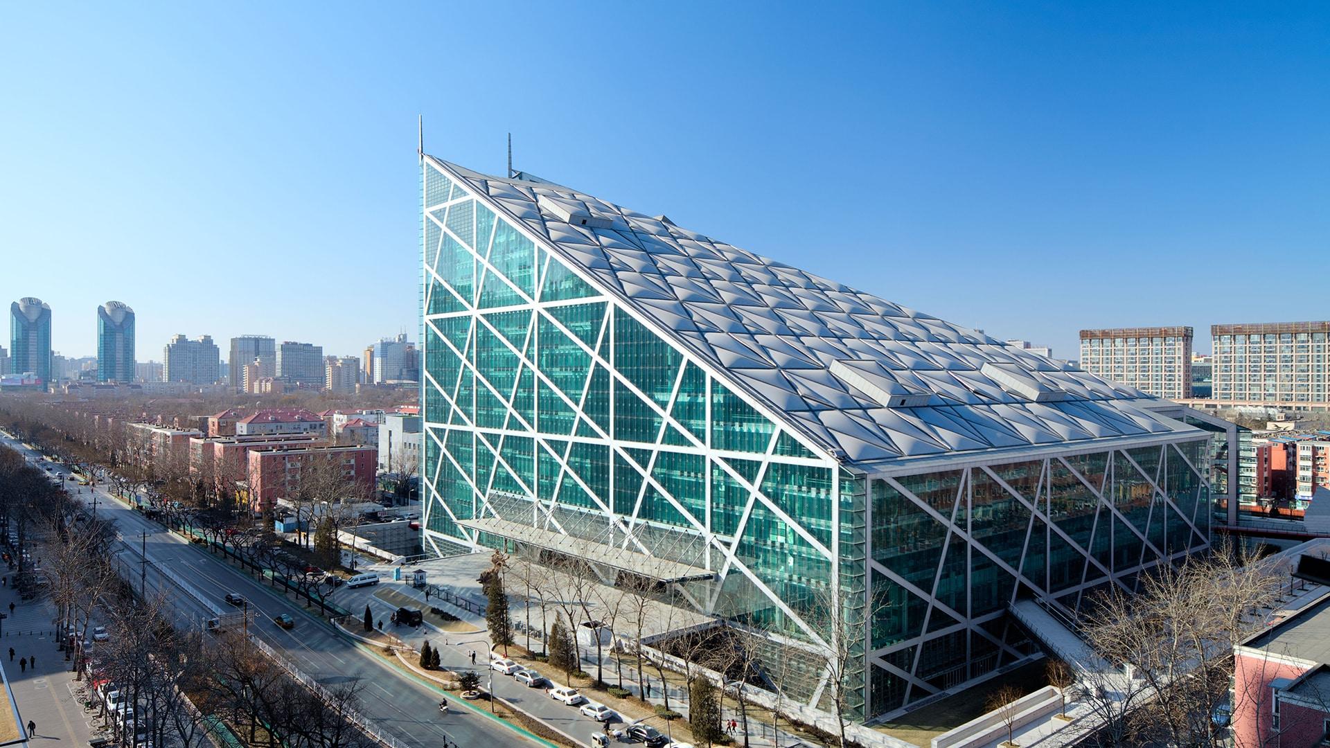 Nachhaltigkeit ist ein zentraler Bestandteil unserer Philosophie und beeinflusst jeden Aspekt des Designs der Texlon® ETFE-Gebäudehüllen.