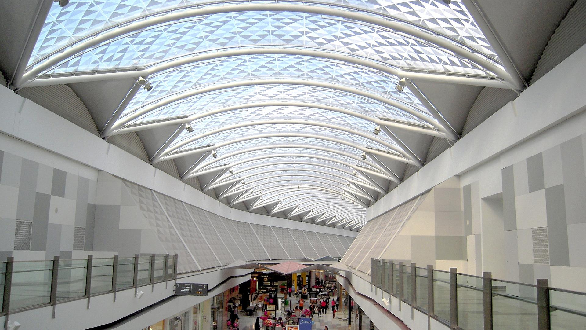Einen Fußabdruck mit Texlon® ETFE von Vector Foiltec hinterlassen